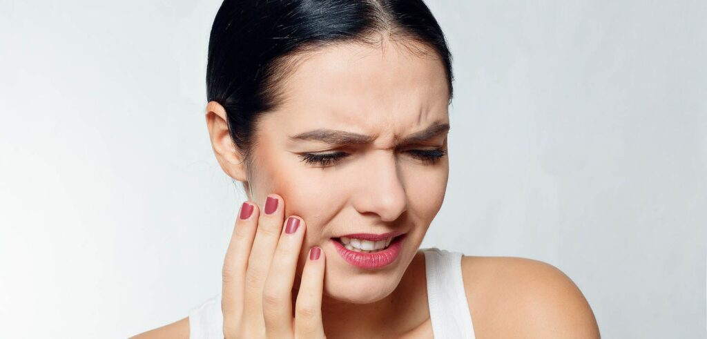 tooth pain and dental problems
